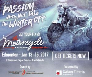 Edmonton Motorcycle Show