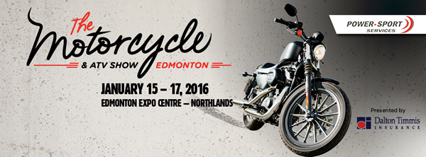 The Motorcycle Show 2016 Edmonton