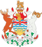 BC Coat of Arms