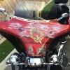 Royal Canadian Dragoons Tribute Bike